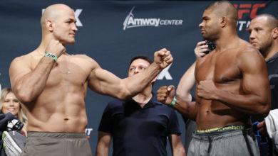 Photo of Алистар Оверим и Джуниор Дос Сантос уволены из UFC