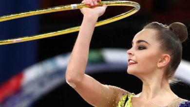 Photo of Арина Аверина стала чемпионкой России по художественной гимнастике в упражнении с обручем