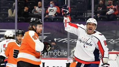 Photo of Овечкина признали второй звездой дня в НХЛ
