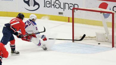 Photo of «Рейнджерс» прервали победную серию «Вашингтона» в НХЛ