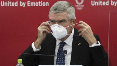 Photo of Бах: значительная часть олимпийских команд прошла вакцинацию перед Играми в Токио