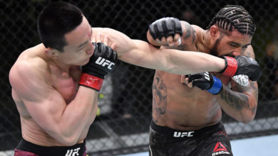Photo of Бонусы турнира UFC on ESPN 21