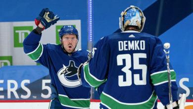 Photo of «Ванкувер» по буллитам обыграл «Монреаль» в матче НХЛ