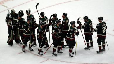 Photo of «Вегас» разгромил «Миннесоту» и выиграл четвертый матч подряд в НХЛ