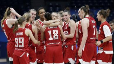 Photo of Определились соперники российских баскетболисток на групповом этапе чемпионата Европы