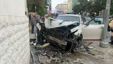 Photo of Дело рэпера, сбившего пешеходов на Остоженке, рассмотрят в особом порядке