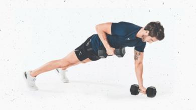 Photo of 7 эффективных упражнений на пресс с гантелями |