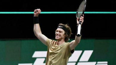 Photo of Рублев вышел в четвертьфинал «Мастерса» в Монте-Карло