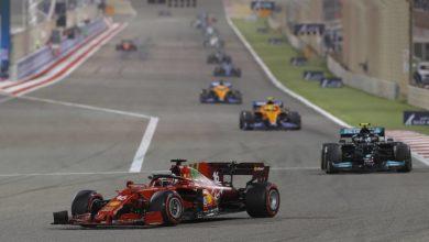 Photo of На этапе «Формулы-1» в Бахрейне было выявлено 12 случаев заражения коронавирусом