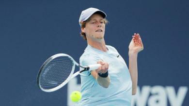 Photo of Синнер стал первым финалистом турнира в Майами