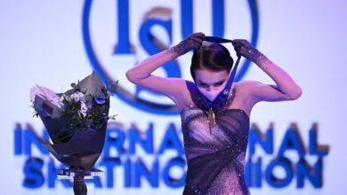 Photo of Щербакова заявила, что ейнехватало зрителей начемпионате мира