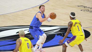 Photo of «Даллас» победил «Бруклин» в матче НБА
