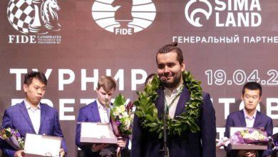 Photo of Шахматист Непомнящий рассчитывает победить Карлсена за счет хорошей подготовки