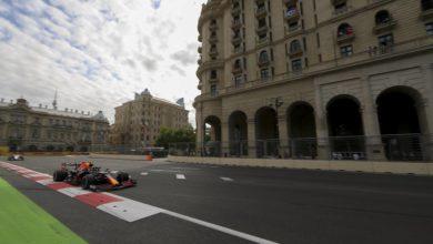 Photo of Пилот «Ред Булл» Серхио Перес выиграл Гран-при Азербайджана «Формулы-1»