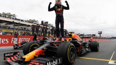 Photo of Тактическая победа.  Ферстаппен выиграл Гран-при Франции и упрочил лидерство в чемпионате
