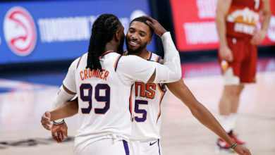 Photo of «Финикс Санз» вышел в полуфинал плей-офф НБА