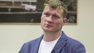 Photo of Поветкин заявил, что не видит себя в качестве промоутера