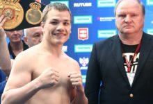 Photo of Федор Чудинов защитил золотой титул WBA, победив Либенберга на турнире в рамках ПМЭФ