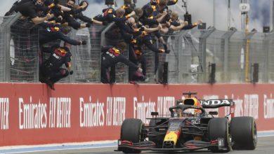 Photo of Пилот «Ред Булл» Ферстаппен стал победителем Гран-при Франции «Формулы-1»