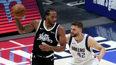 Photo of «Клипперс» сравняли счет в серии плей-офф НБА с «Далласом»