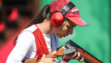 Photo of Россиянки завоевали золото в трапе в командных соревнованиях на чемпионате Европы
