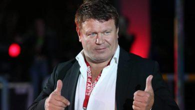 Photo of Гаджиев считает, что Макгрегор не завершит карьеру и будет драться дальше