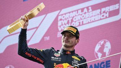 Photo of Безумный Макс.  Ферстаппен одержал третью победу подряд в сезоне «Формулы-1»