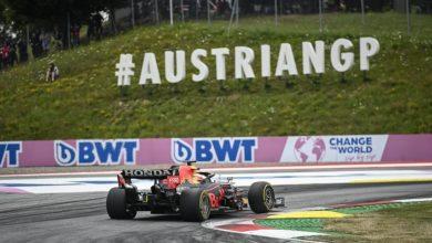 Photo of Ферстаппен выиграл второй австрийский этап «Формулы-1»