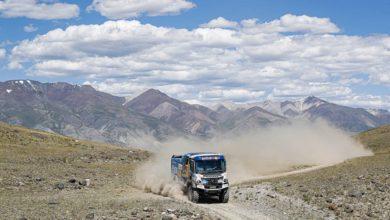 Photo of Экипаж Сотникова выиграл ралли «Шелковый путь» в зачете грузовиков