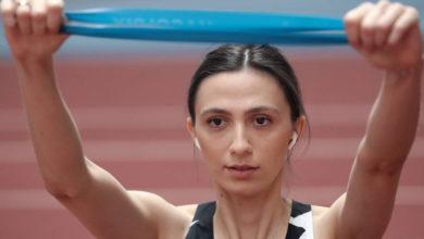 Photo of Ласицкене заявила, что после прыжка на два метра не собирается расслабляться