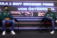 Photo of Феттель и Стролл продолжат выступать за команду «Формулы-1» «Астон Мартин» в 2022 году