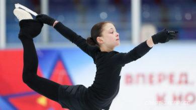 Photo of Самоделкина подвела итоги своего первого вкарьере этапа юниорского «Гран-при»